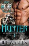 Featured Book: Hunter by Rie Warren