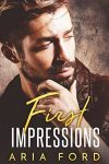 Featured Book: First Impressions by Aria Ford