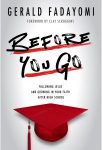 Featured Book: Before You Go by Gerald Fadayomi