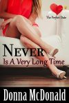 Featured Book: Never Is A Very Long Time by Donna McDonald